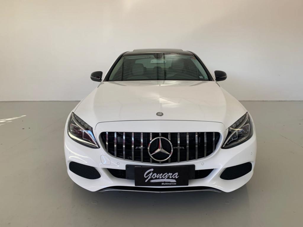 Mercedesbenz C 200 2.0 Cgi Avantgarde 16v Gasolina 4p Automatico
