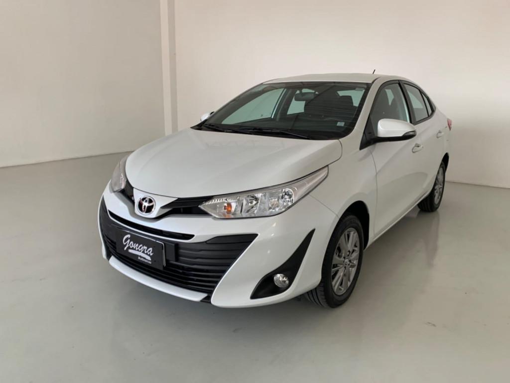 Imagem do veículo Toyota Yaris 1.5 16v Flex Sedan Xl Plus Aut