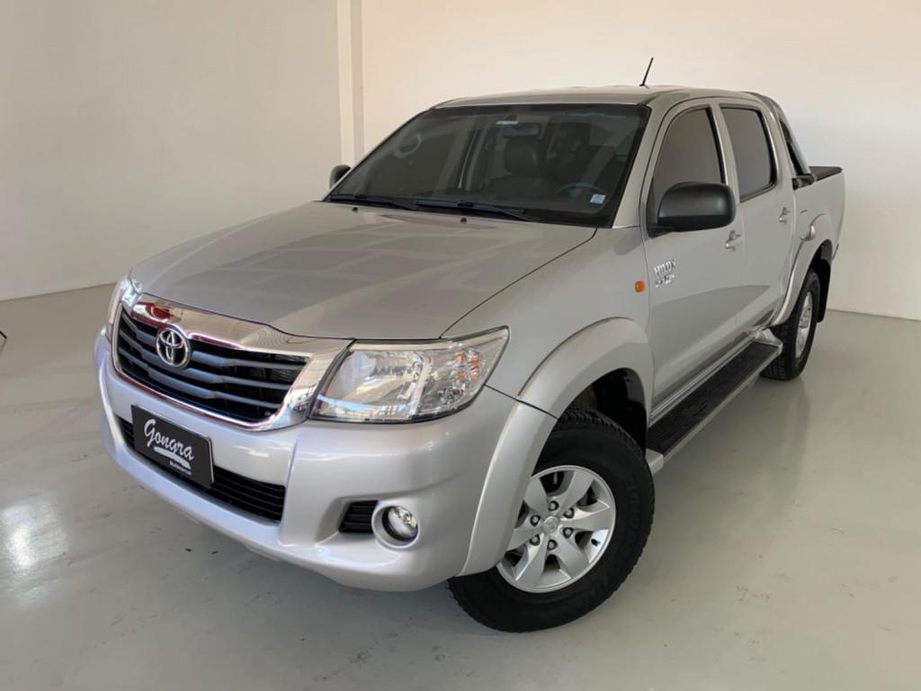 Imagem do veículo Toyota Hilux 2.7 Cd Sr 4x2 Flex