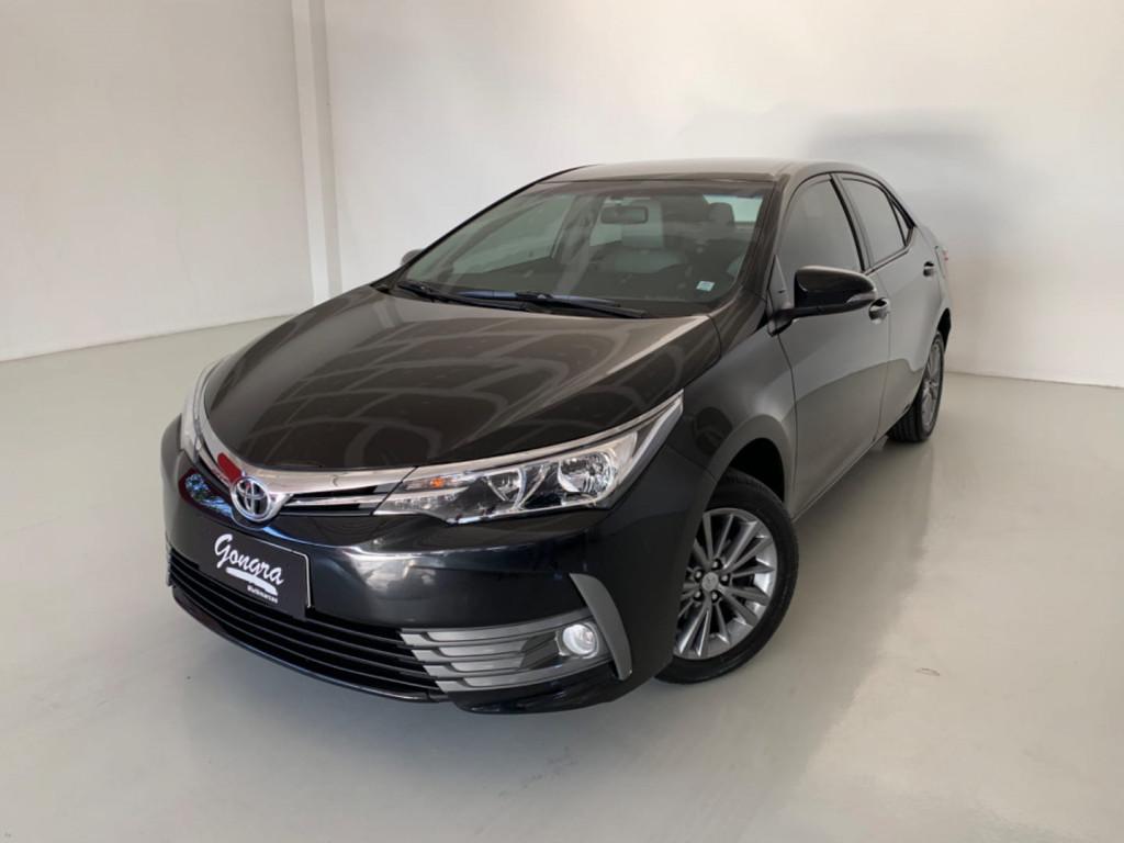 Imagem do veículo Toyota Corolla Gli Upper Flex