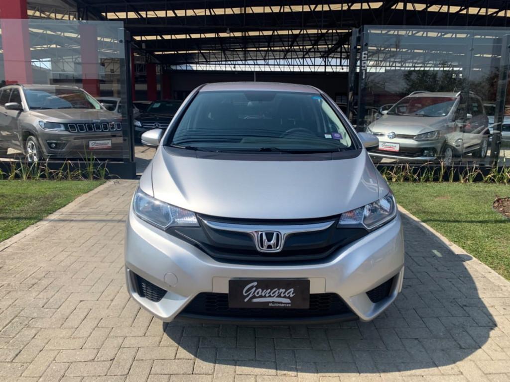 Honda Fit Lx 1.5 Flexone 16v 5p Aut