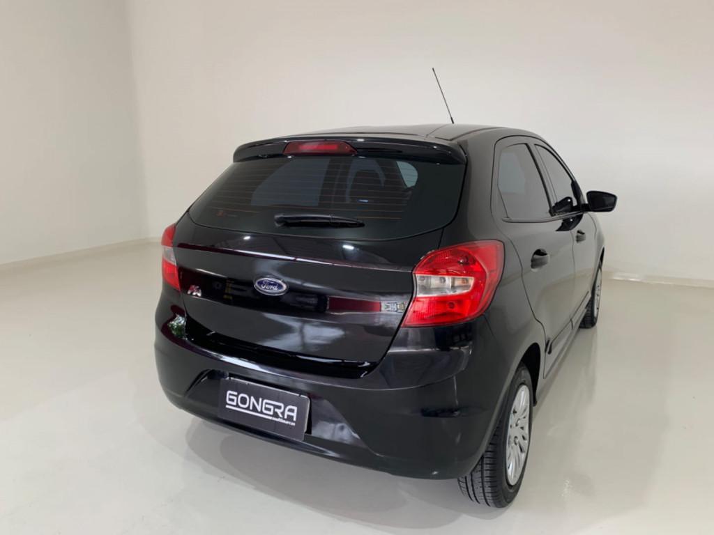 Imagem do veículo Ford Ka