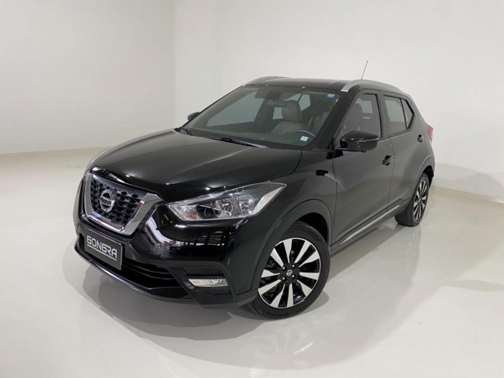 Imagem do veículo Nissan Kicks 1.6 16v Flexstart Sl 4p Aut