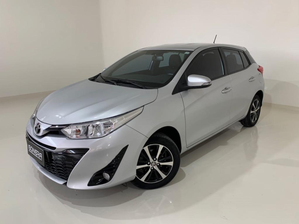 Imagem do veículo Toyota Toyota Yaris Hb Xs 15 At