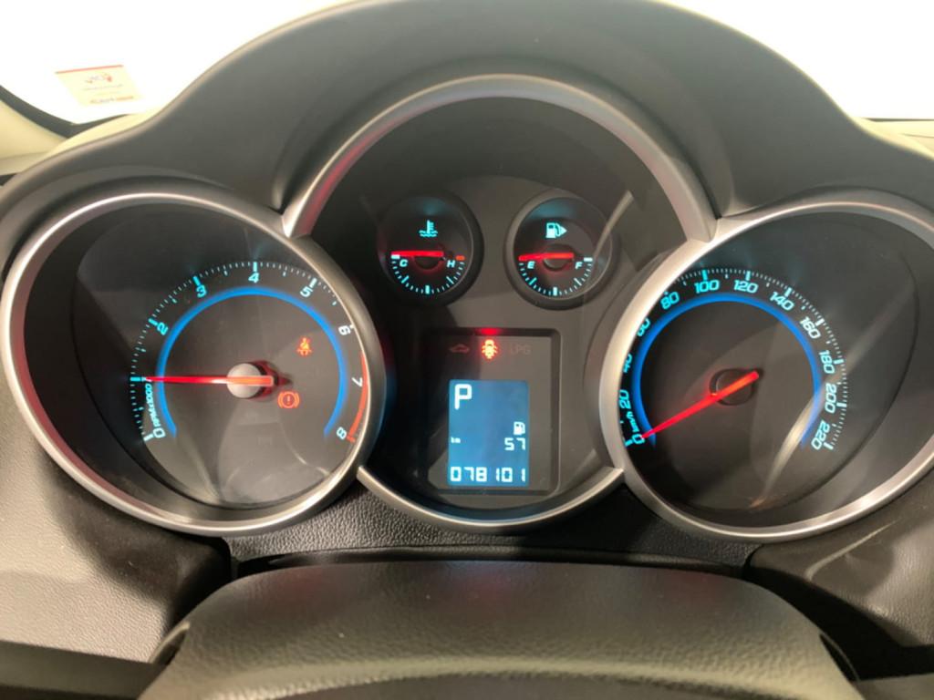 Imagem do veículo Chevrolet Cruze 1.8 Lt Sport6 16v Flex 4p Automatico