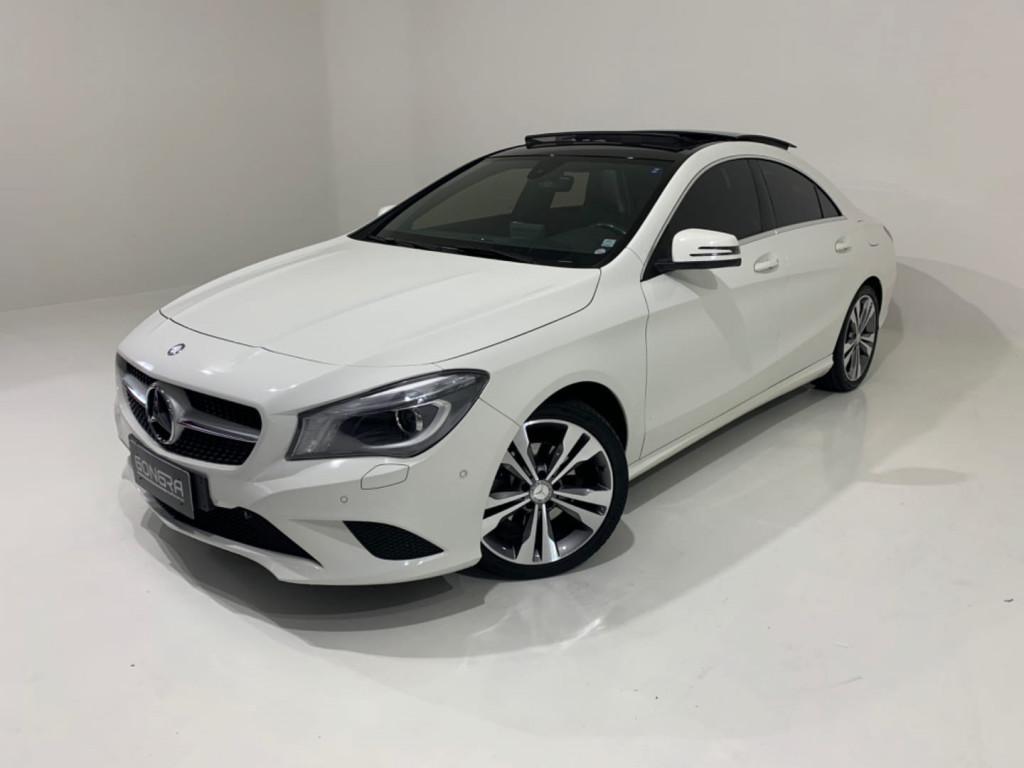 Mercedesbenz Cla 200 Vision 1.6 Tb 16v Flex Aut