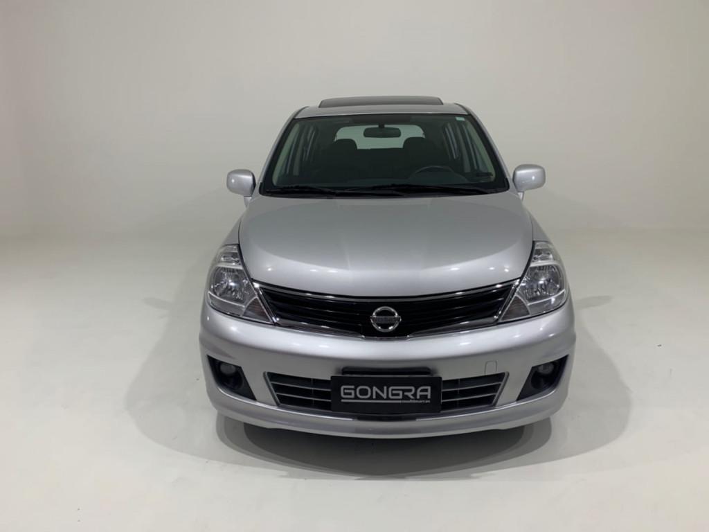 Imagem do veículo Nissan Tiida Hatch Sl 1.8 16vat 4p