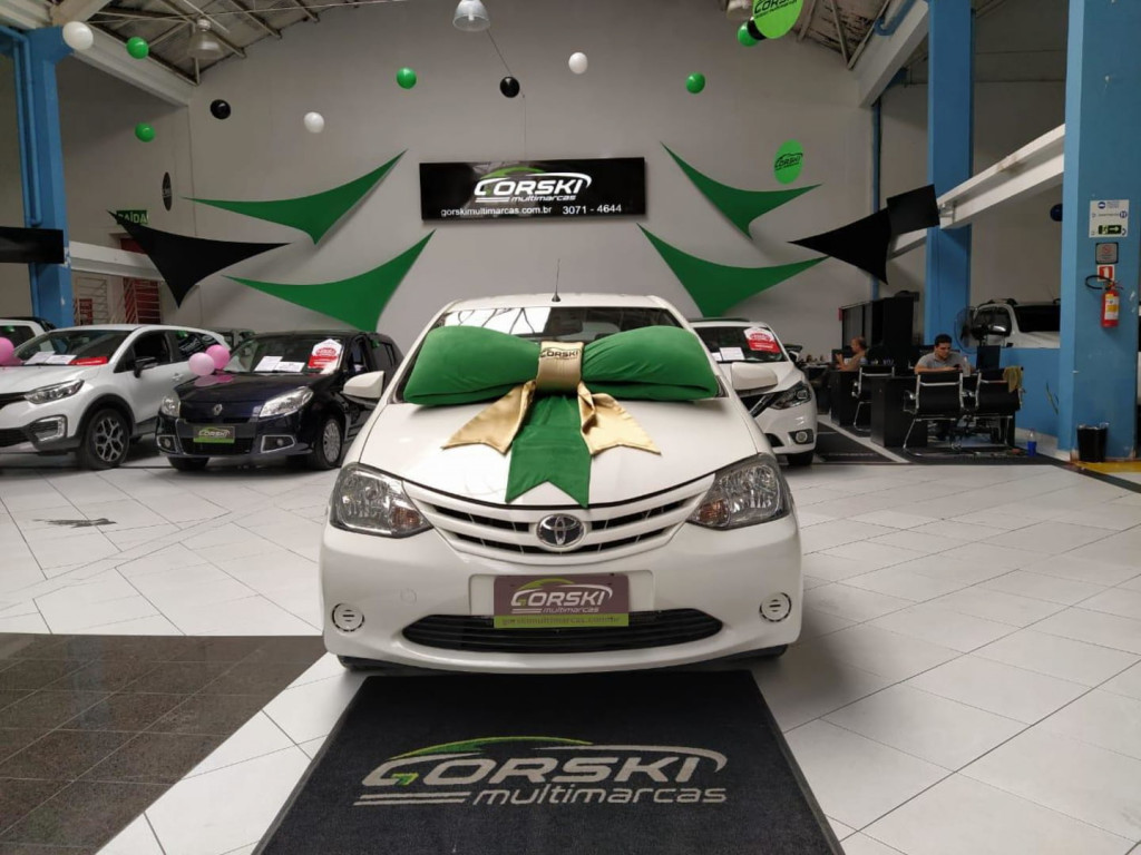 Imagem do veículo Toyota Etios Xs 1.5 Flex 16v 5p Mec.