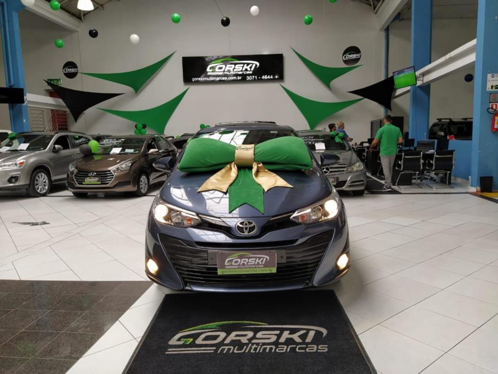 Toyota Yaris 1.5 16v Flex Sedan Xls