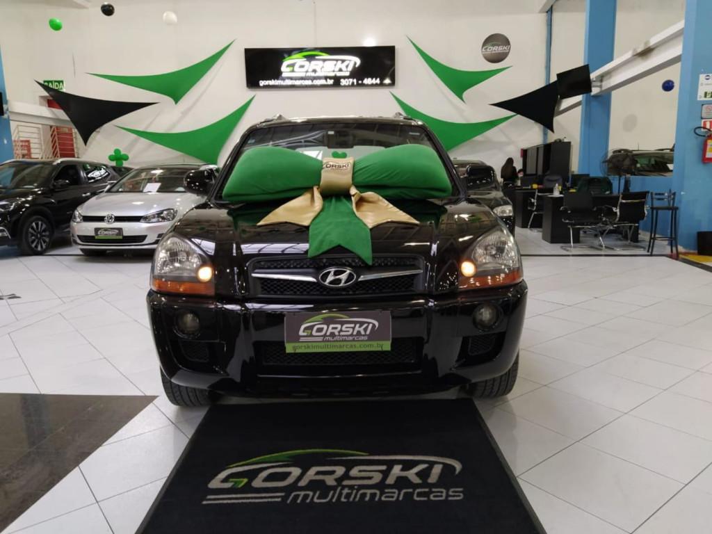Hyundai Tucson Gl 4x2at 2.0 16v Gas. Imp. 4p