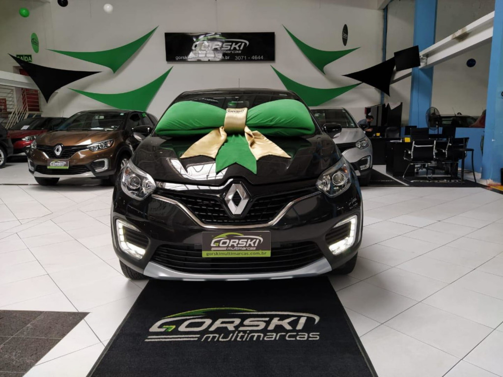 Renault Captur 1.6 16v Sce Flex Intense Xtronic