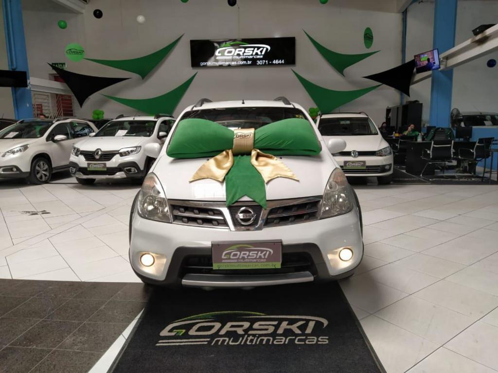 Nissan Livina Sl Xgear 1.6 16v Flex 4p