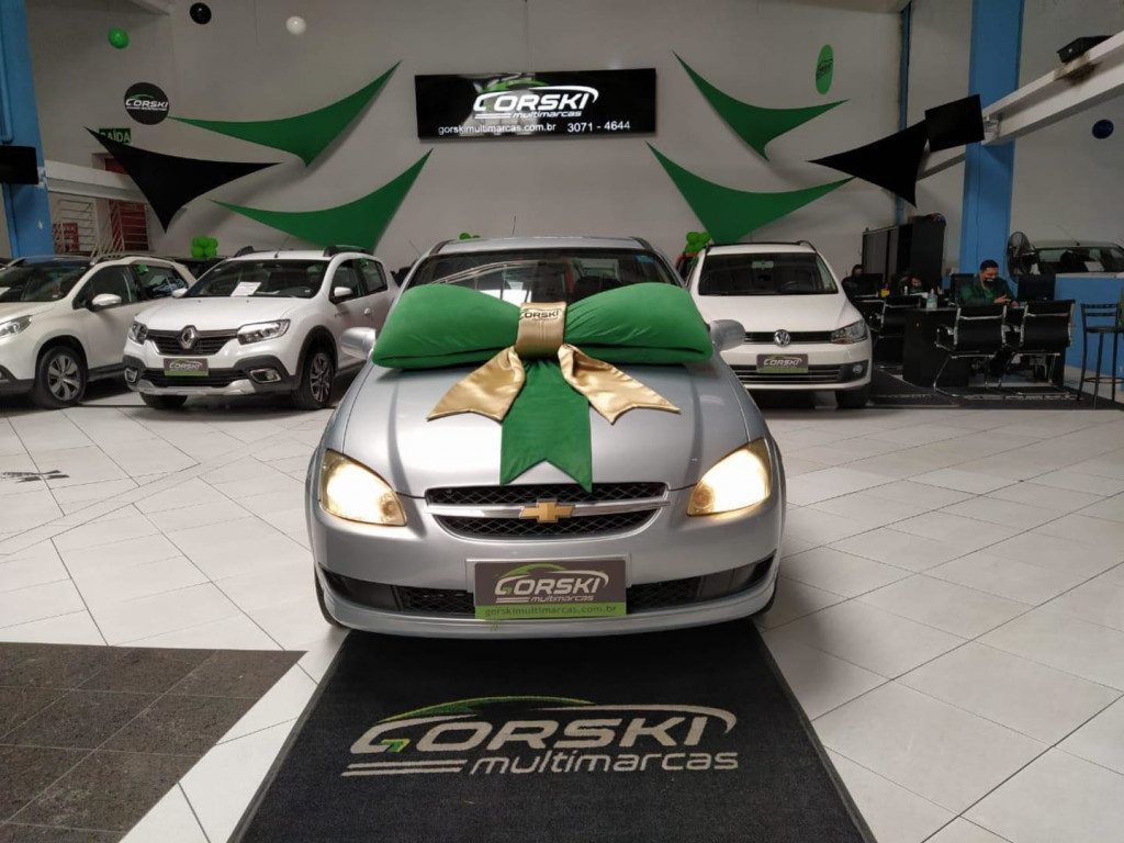 Chevrolet Classic Sedan Ls 1.0 Vhce 8v Flex 4p