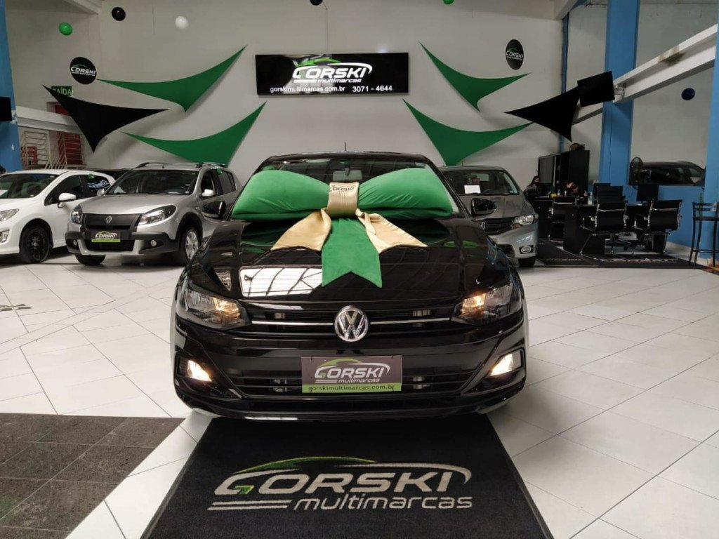 Volkswagen Polo Comfort 200 Tsi 1.0 Flex 12v Aut