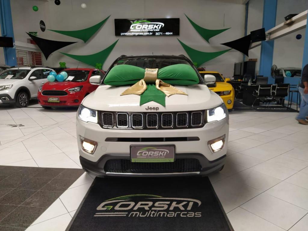 Imagem do veículo Jeep Compass Limited 2.0 4x2 Flex 16v Aut