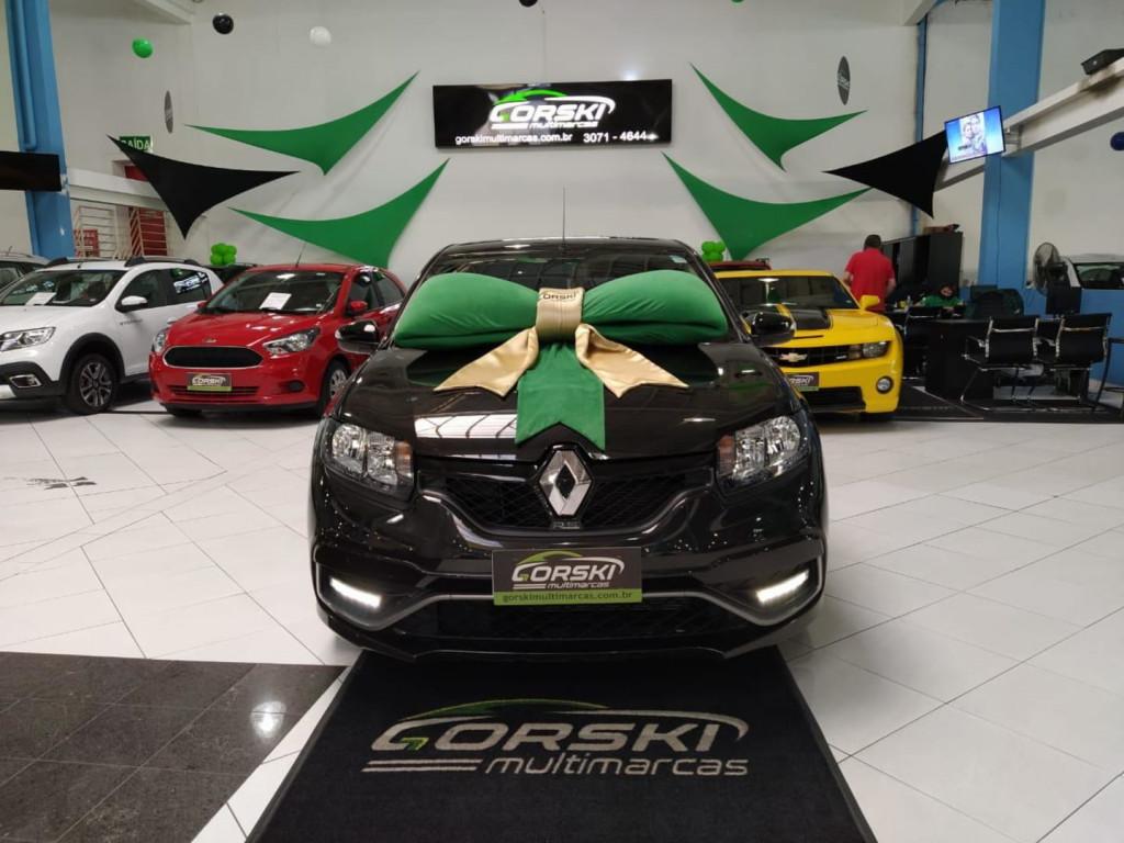 Renault Sandero Rs Racing Spirit Flex 2.0 16v 5p