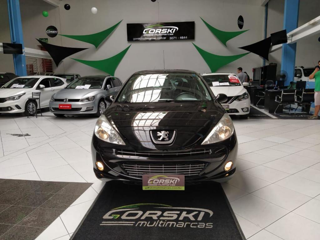 Peugeot 207 Hatch Xrsport 1.4 8v Flex 4p