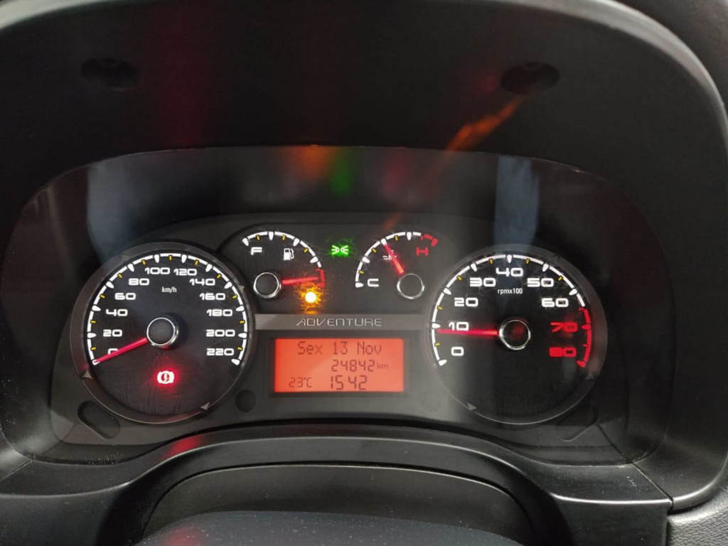 Imagem do veículo Fiat Strada Adventure 1.8 C. Dupla 3p