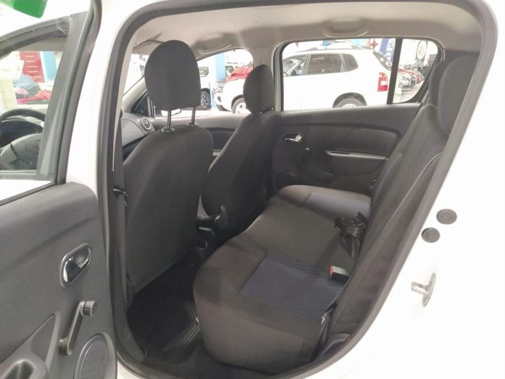 Imagem do veículo Renault Sandero Expression 1.6 8v Hiflex Mec.