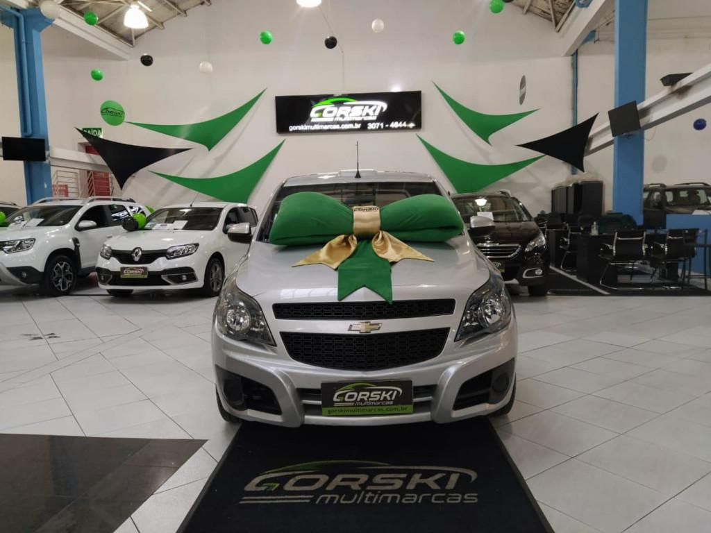 Chevrolet Montana 1.4 Ls 8v Flex 2p Manual