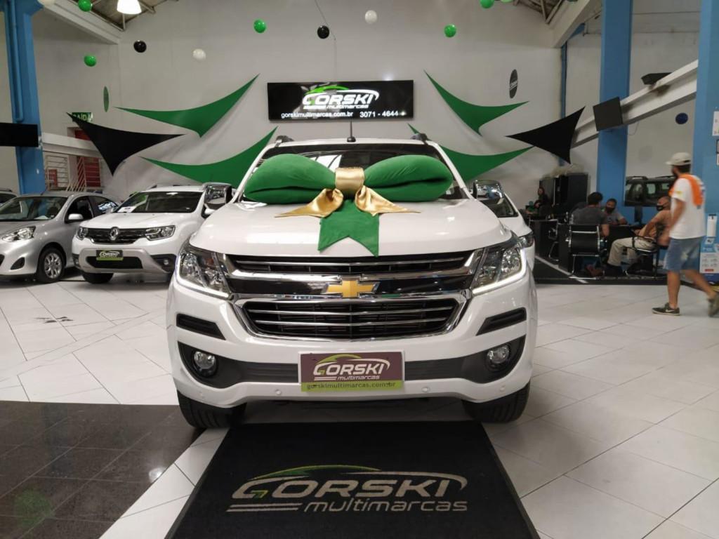 Chevrolet S10 Ltz 2.8 Turbo Diesel 4x4 Cd Aut