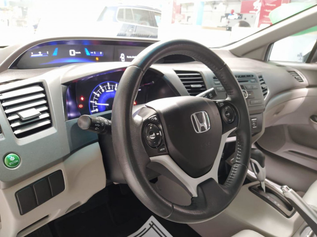 Imagem do veículo Honda Civic Lxl 1.8