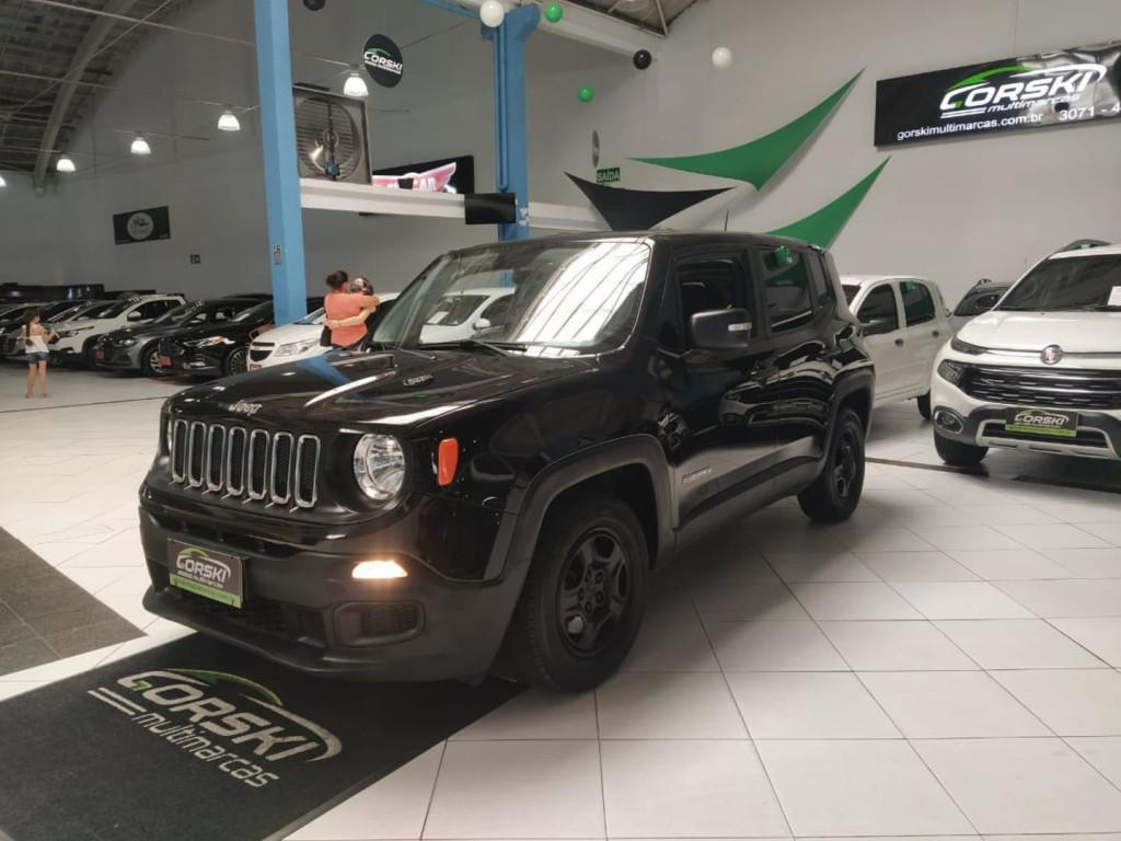 Imagem do veículo Jeep Renegade 1.8 16v Flex 4p