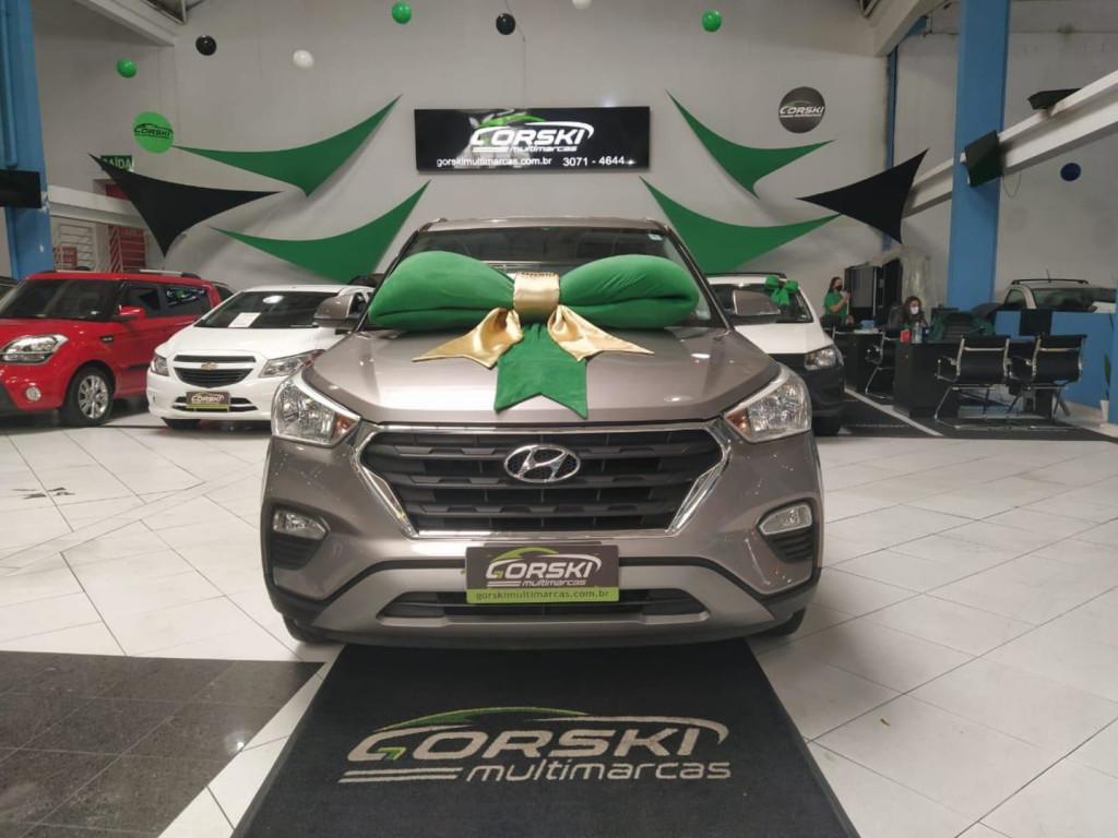 Hyundai Creta 1.6 Pulse Plus Aut