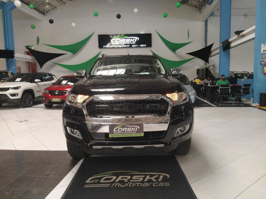 Imagem do veículo Ford Ranger 3.2 Limited 4x4 Cd 20v Diesel 4p Aut