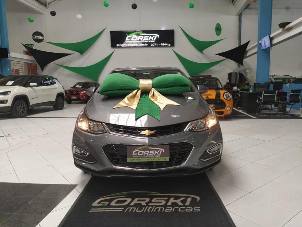 Chevrolet Cruze 1.4 Sport6 Lt Automatico