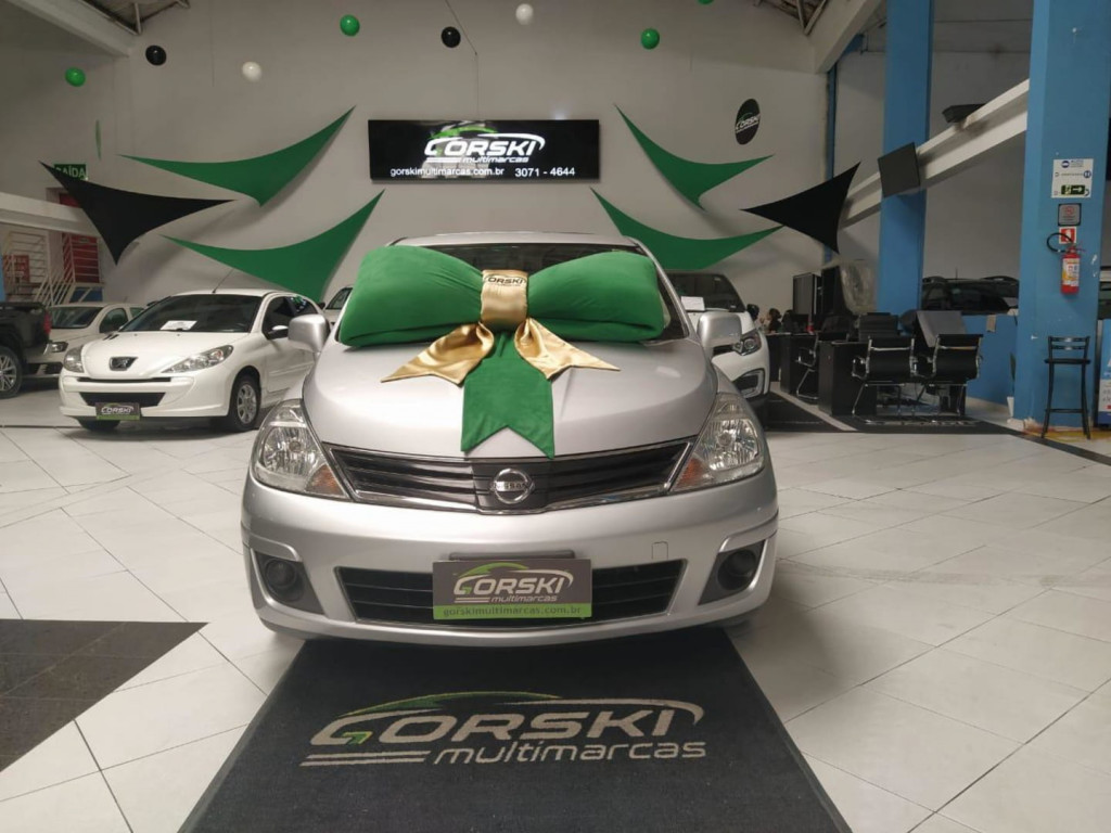 Imagem do veículo Nissan Tiida Sedan 18f