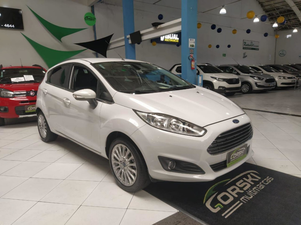Imagem do veículo Ford New Fiesta 1.0 Ecoboost Titanium Plus 12v Gasolina 4p Powershift