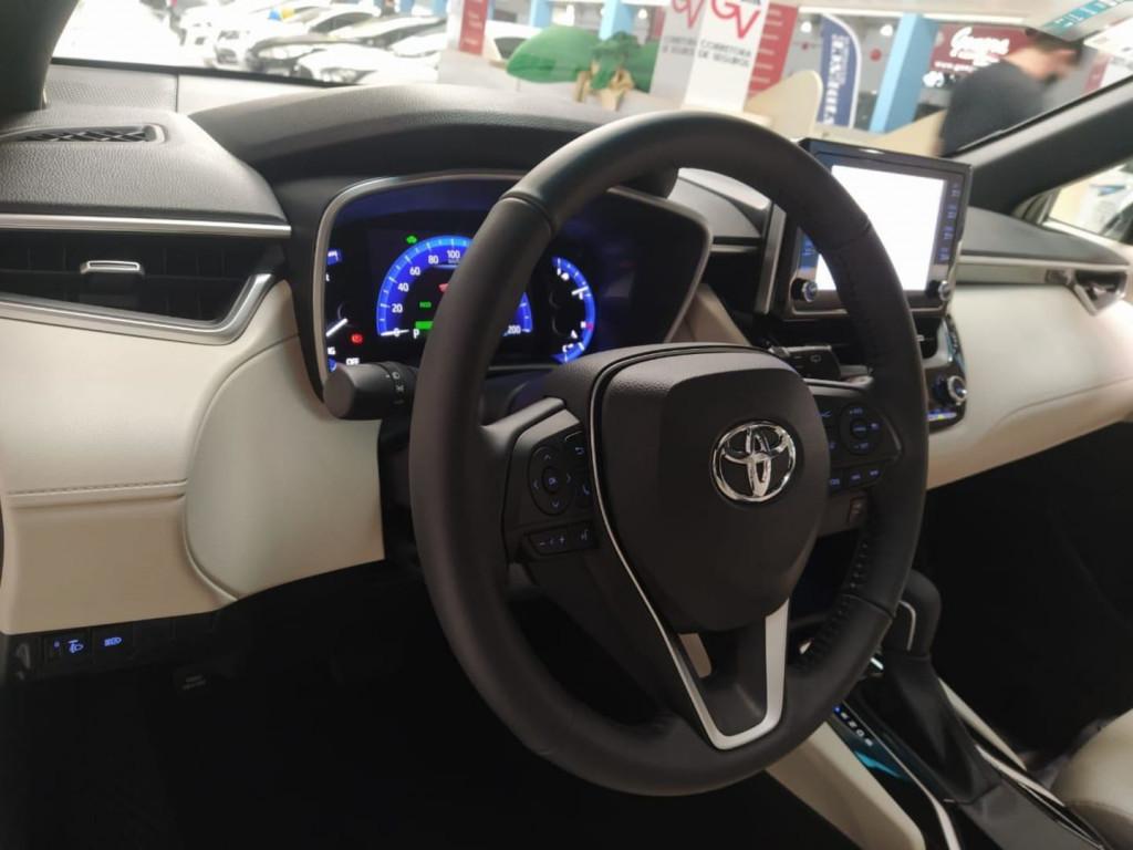 Imagem do veículo Toyota Corolla Cross Xrx 1.8 16v Aut.hibrido