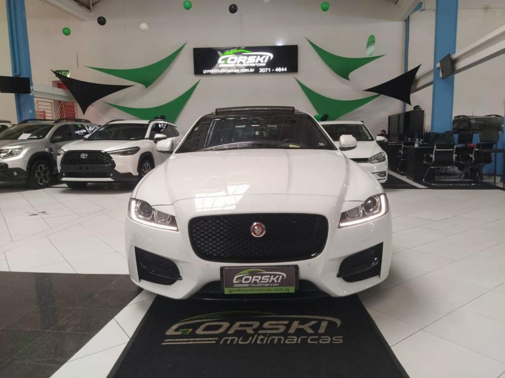Imagem do veículo Jaguar Xf 2.0 T Rsport