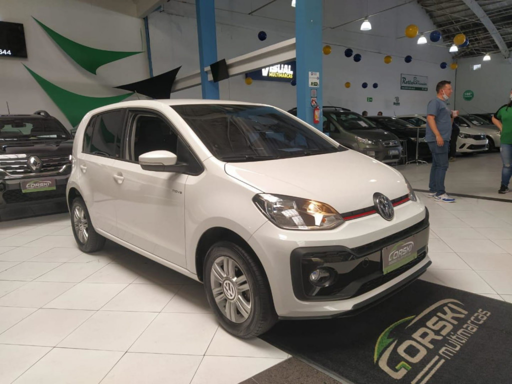 Imagem do veículo Volkswagen Up Move 1.0 Tsi Total Flex 12v 5p