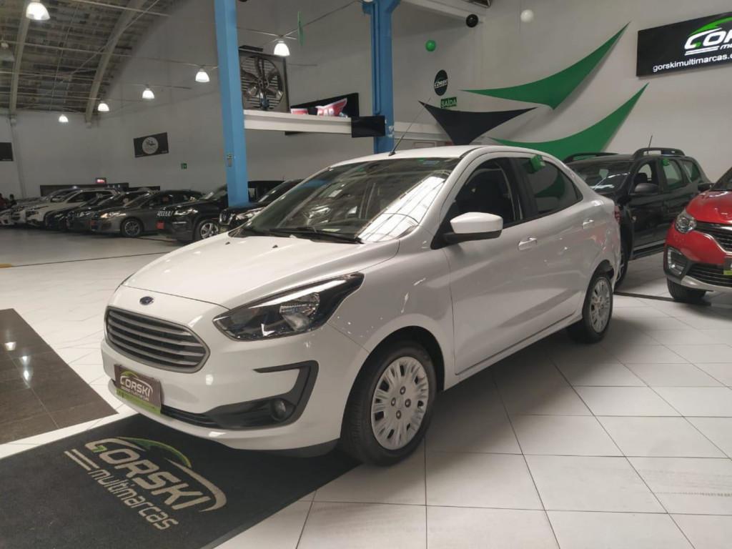 Imagem do veículo Ford Ka+ Sedan 1.0 Se Plus Tivct