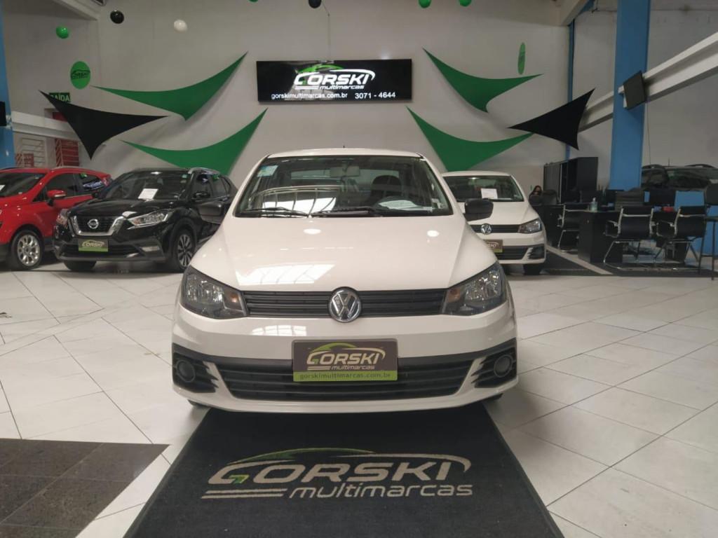 Imagem do veículo Volkswagen Voyage Trendline 1.6 Total Flex 4p