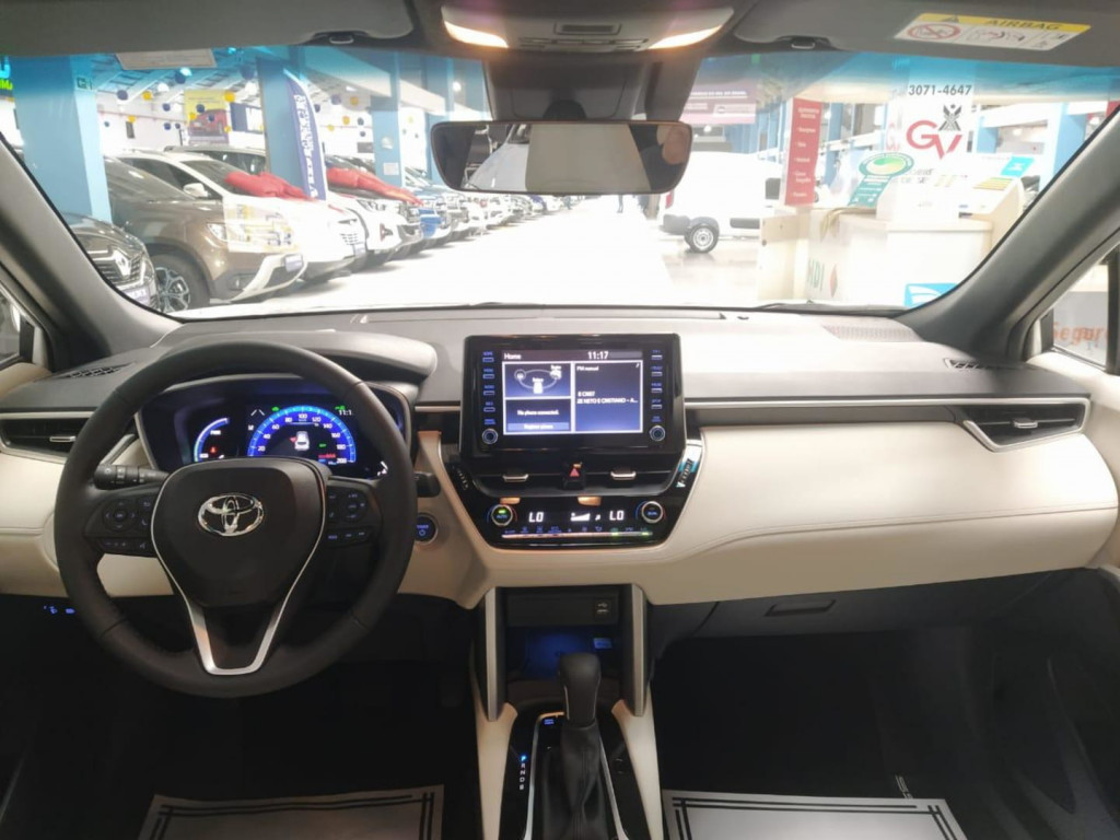 Imagem do veículo Toyota Corolla Cross Special Ed 1.8 16v Aut. Hibrido