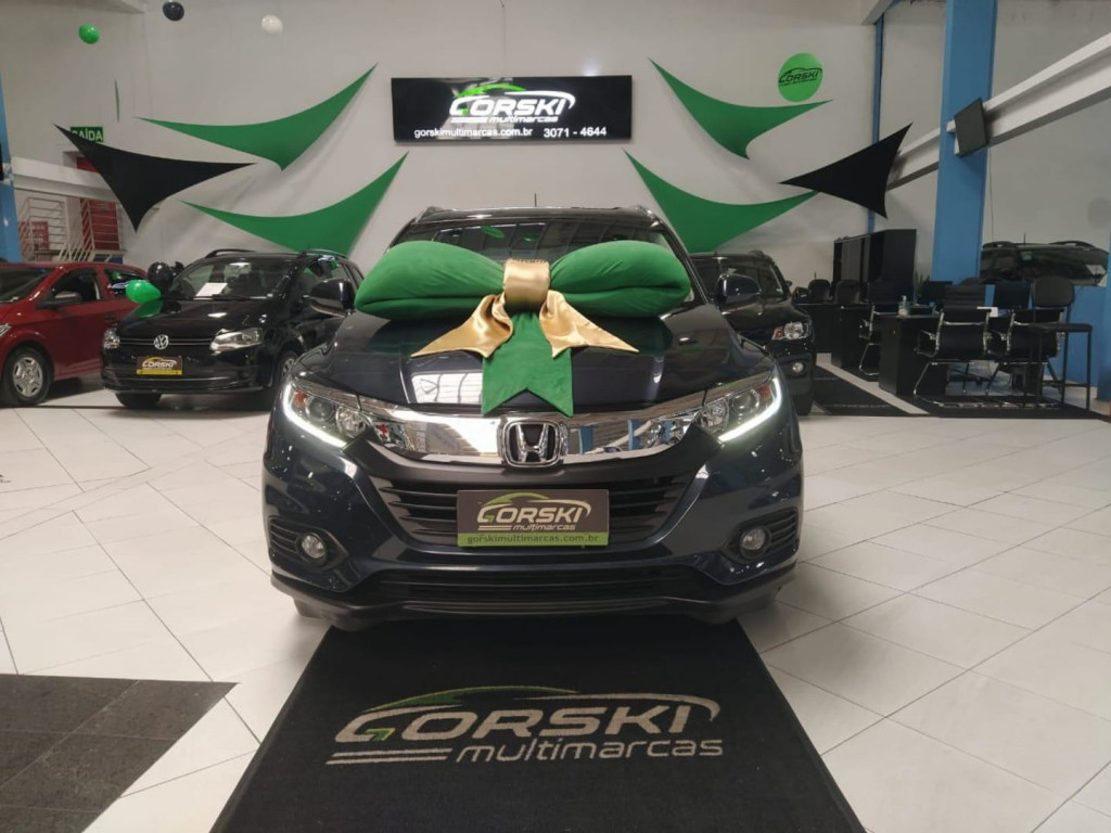 Honda Hrv Ex 1.8 Flexone 16v 5p Aut