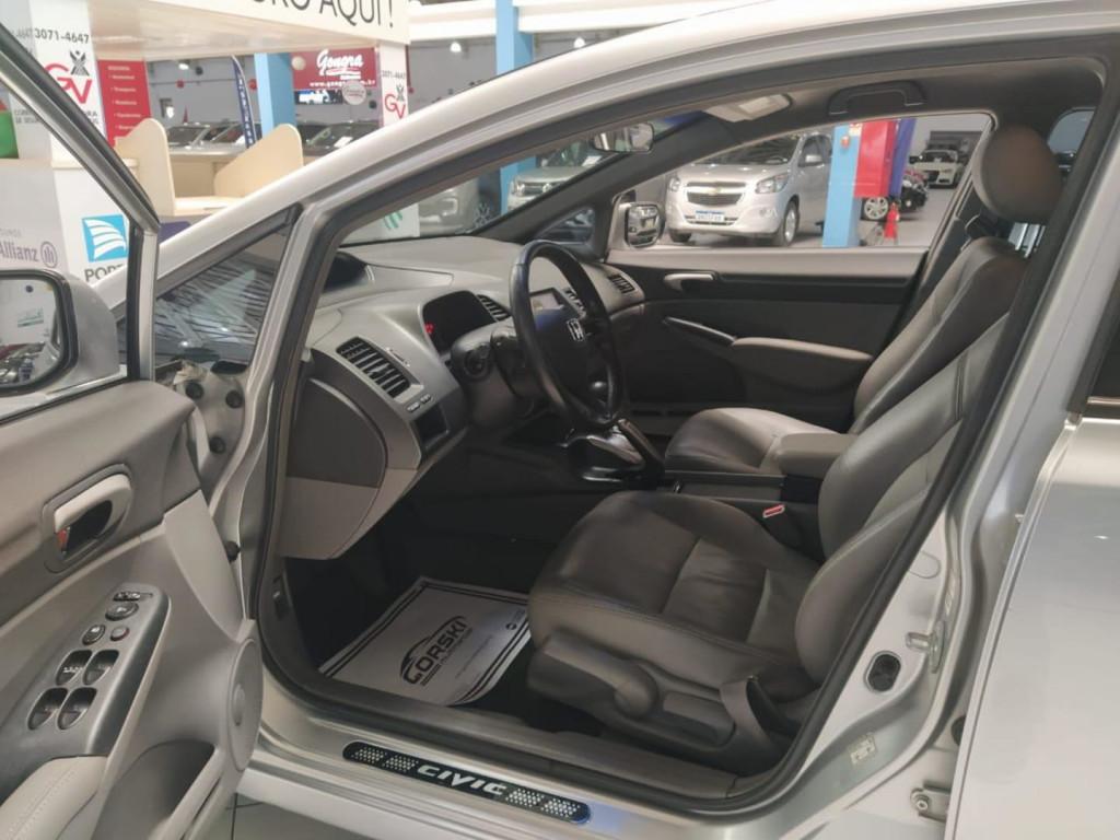 Imagem do veículo Honda Civic Lxs 1.8 16v Flex Automatico