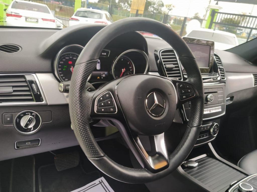 Imagem do veículo Mercedesbenz Gle 350 3.0 V6 Bluetec Diesel Highway 4matic 9gtronic