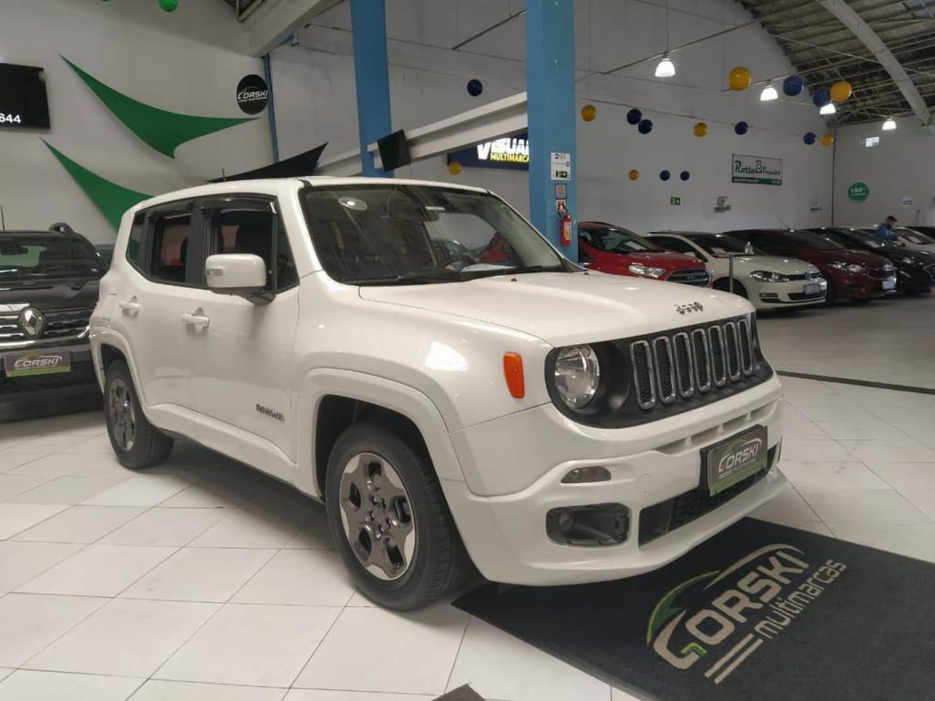 Imagem do veículo Jeep Renegade Sport 1.8 Flex Aut