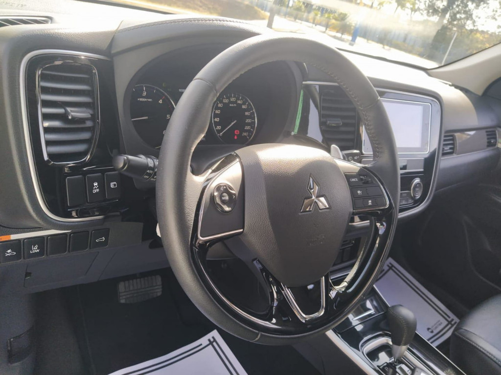 Imagem do veículo Mitsubishi Outlander Hpes 2.2 Diesel 4x4 Aut.