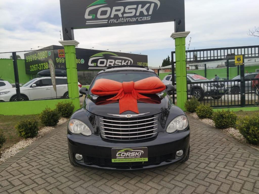 Chrysler Pt Cruiser Limited Edition 2.4 16v 4p