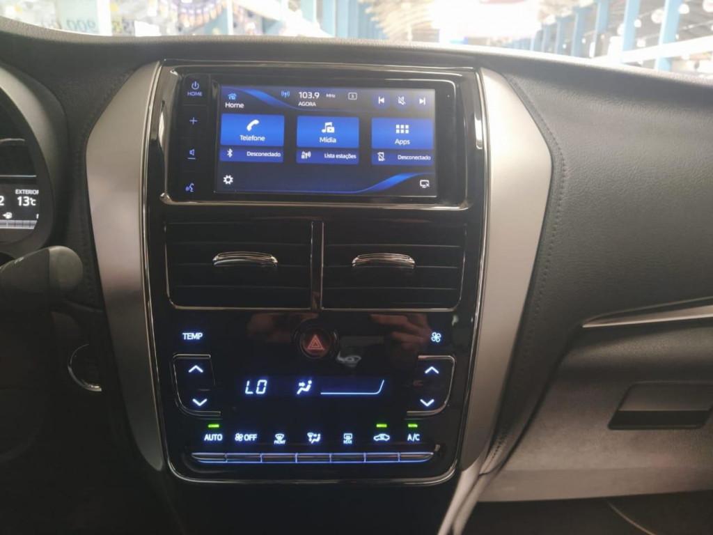 Imagem do veículo Toyota Yaris Sd Xs 15 At