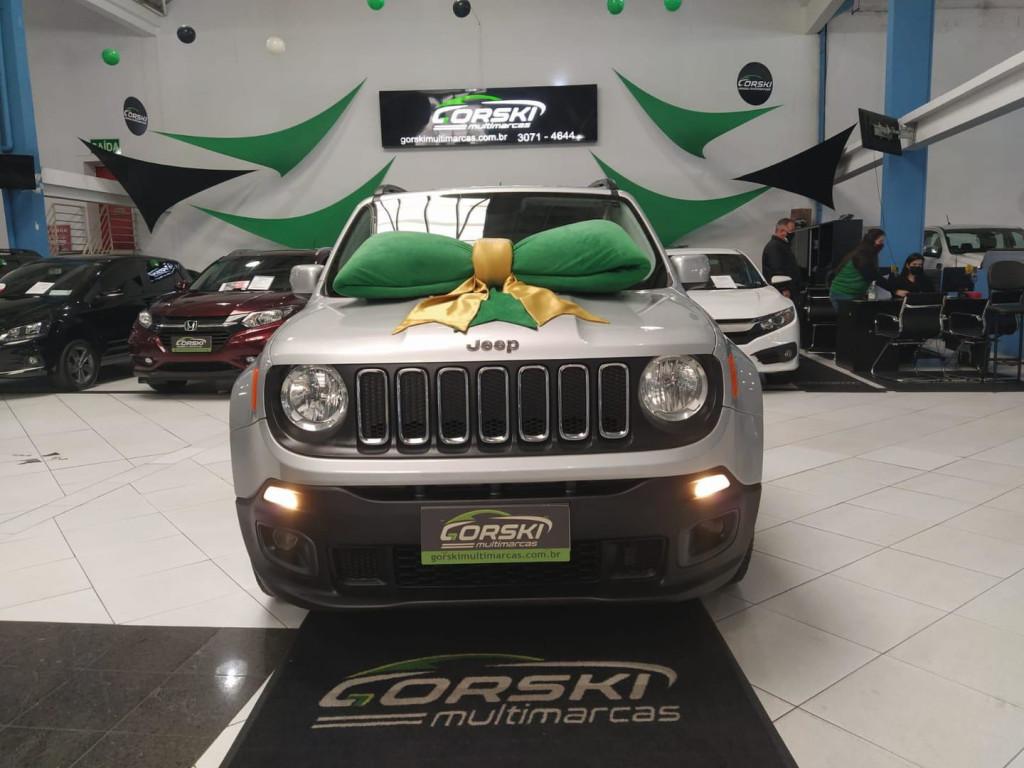 Imagem do veículo Jeep Renegade Longitude 4x2 Automatico Flex