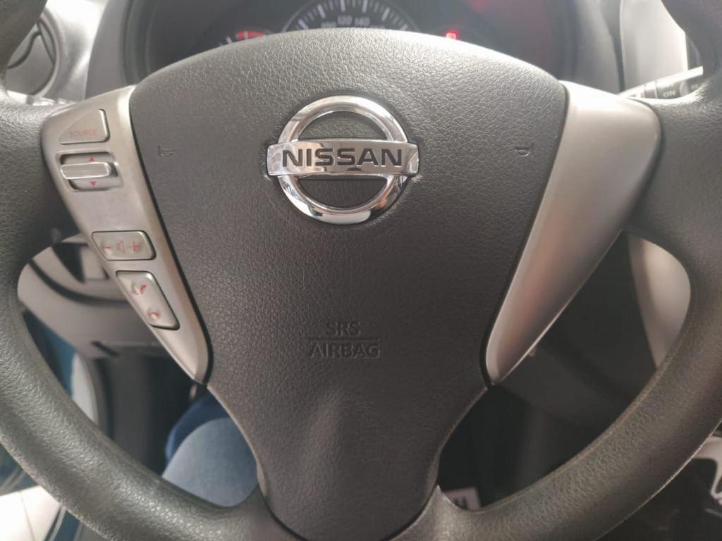Imagem do veículo Nissan March 1.6 Sl 16v Flex 4p Manual