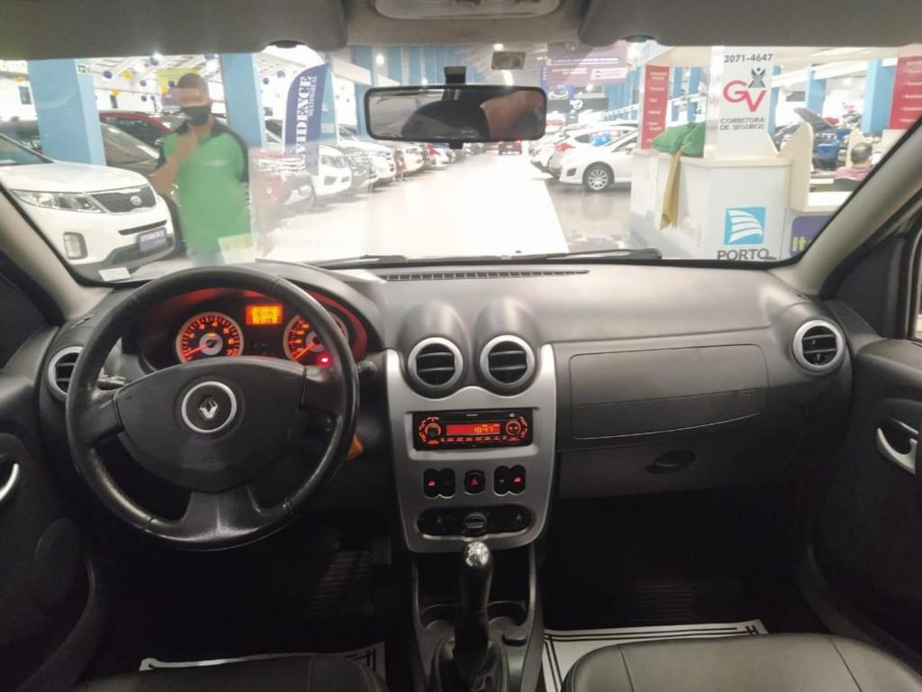 Imagem do veículo Renault Sandero Stepway 1.6 16v Hiflex Mec.