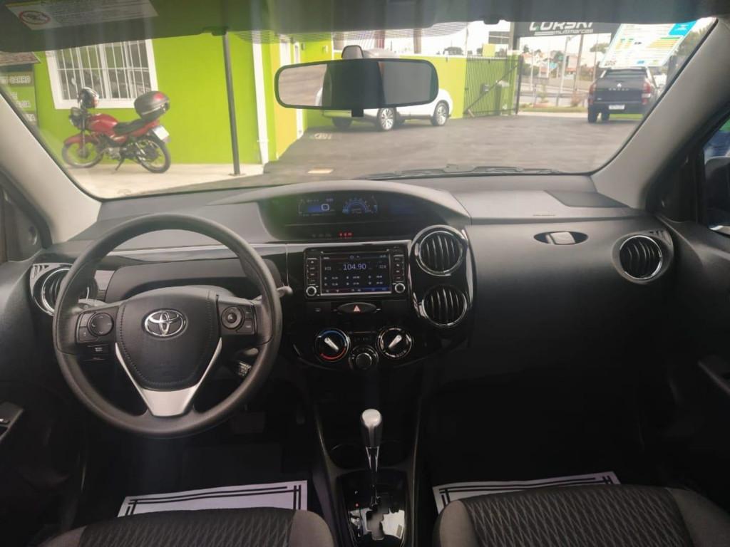 Imagem do veículo Toyota Etios Hb Xplus At