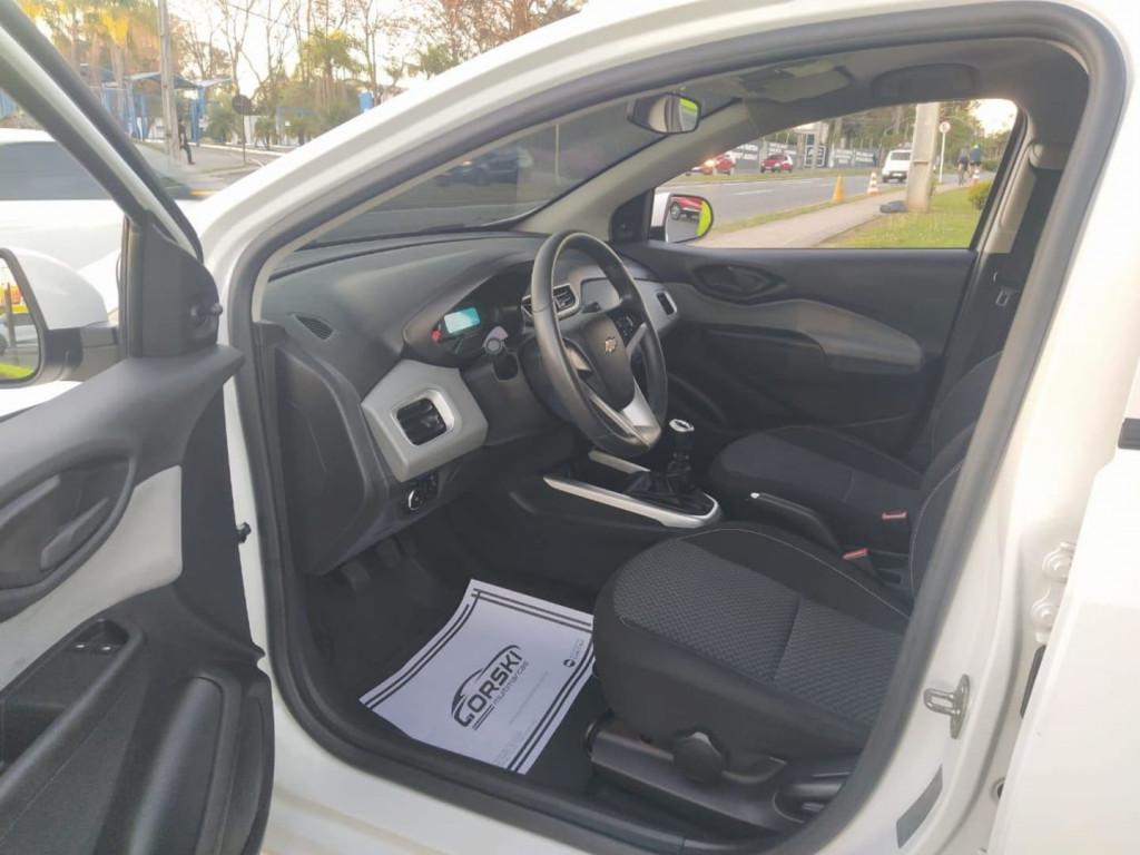 Imagem do veículo Chevrolet Onix Lt 1.0 Mpfi 8v 4p Mec.